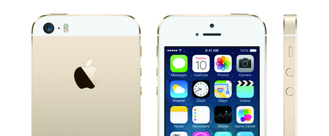 Here come the gold phones for Lunar New Year