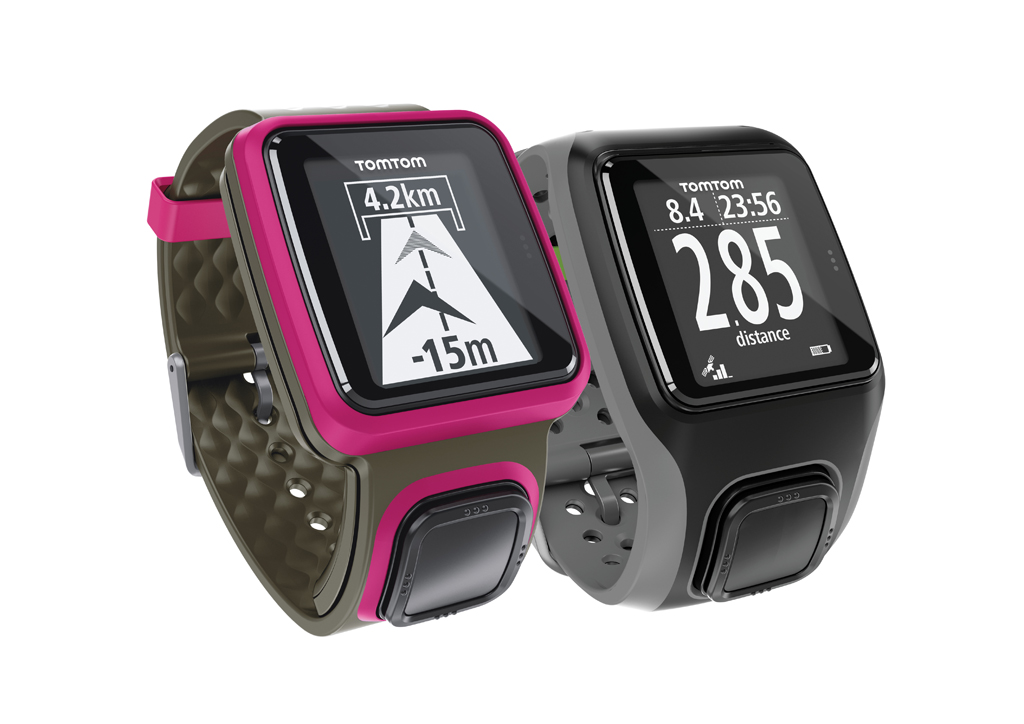 TomTom Runner and Multi-Sport watches finally out in Singapore