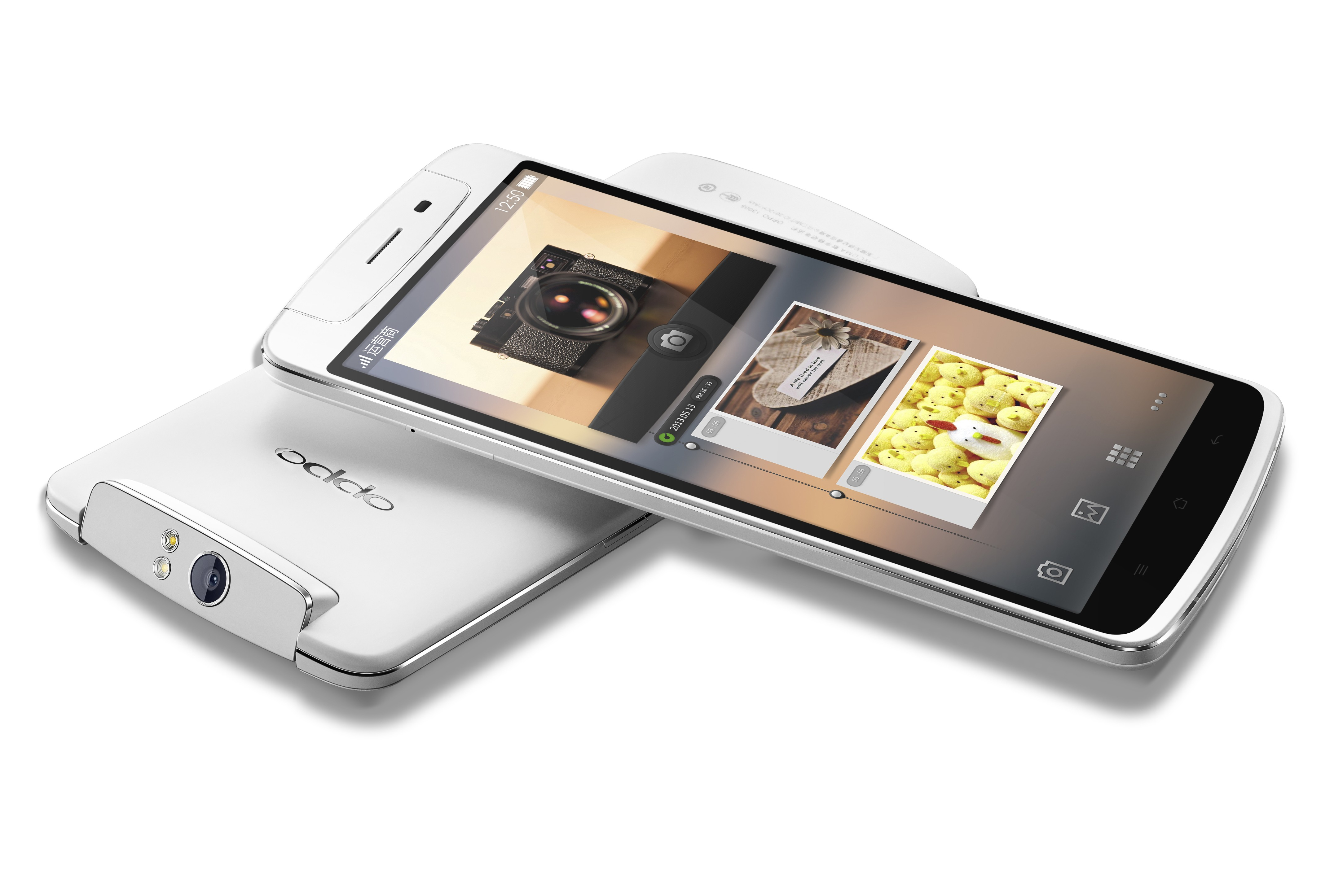 Hands On: Oppo N1 stands out from the crowd