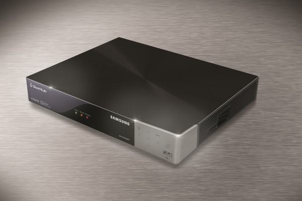 Samsung HD Interactive set-top box