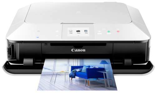 how to set up canon pixmamg 3000