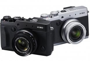 Hands On: Fujifilm X30