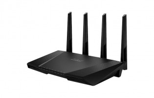 "Asus touts RT-AC87U as ""fastest"" Wireless AC2400 5GHz router"