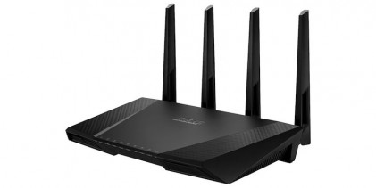 """Asus touts RT-AC87U as """"fastest"""" Wireless AC2400 5GHz router"""