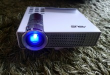 Goondu review: Asus P2B LED projector