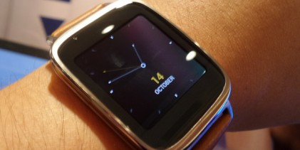 Hands On: Asus ZenWatch