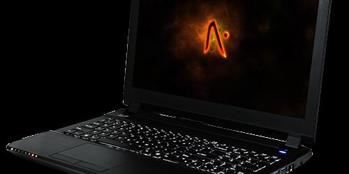 Aftershock S-15 custom gaming notebook packs serious power