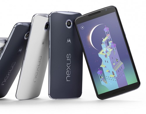 Google unveils Nexus 6, Nexus 9 with little fanfare