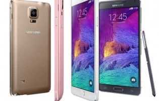 Hands on: Samsung Galaxy Note 4 and Note Edge