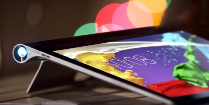 Hands On: Lenovo Yoga Tablet 2 Pro