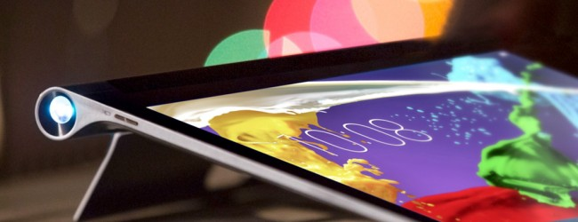 Hands On: Lenovo Yoga Tablet 2 Pro