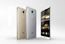 Huawei's Ascend Mate7 phablet in Singapore for S$749
