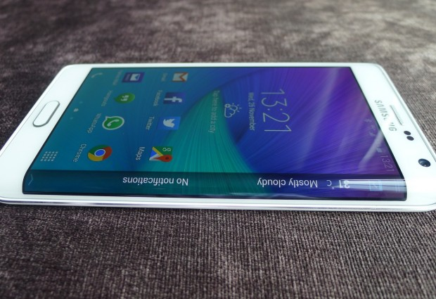 Goondu review: Samsung Galaxy Note Edge isn't that weird, after all…