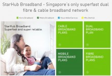 StarHub offers cable modem link as backup in 1Gbps fibre plan
