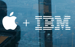 Apple, IBM unveil new business apps