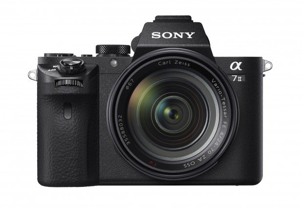 Hands On: Sony Alpha 7ii