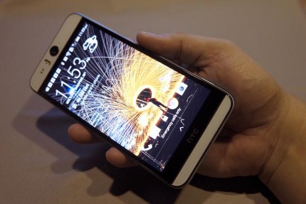 HTC Desire EYE Front 1