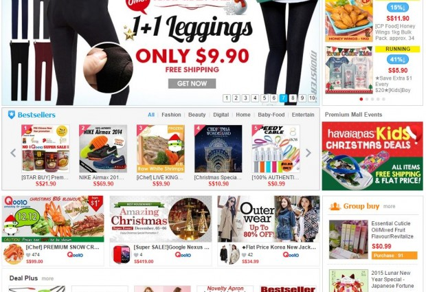 Singapore online stores vie for Christmas shoppers, as e-commerce booms