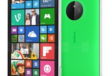 Hands-on: Nokia Lumia 830