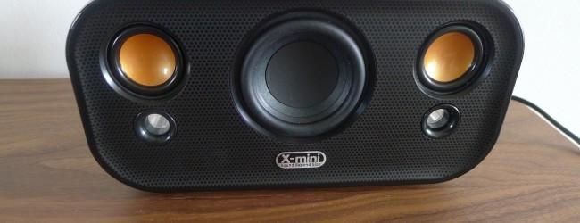 Goondu review: X-mini Clear