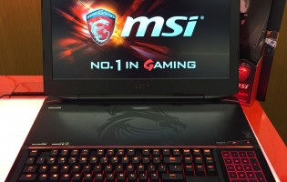 MSI GT80 Titan packs a punch, but doesn't knock out competitors