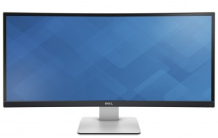 Hands on: Dell UltraSharp U3415W curved monitor
