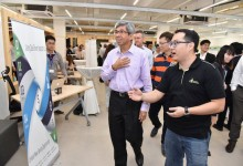 New facility to bolster Singapore's start-up scene
