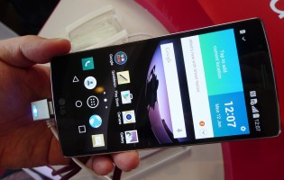 Hands-on: LG brings sleek, curvy G Flex 2 to Singapore