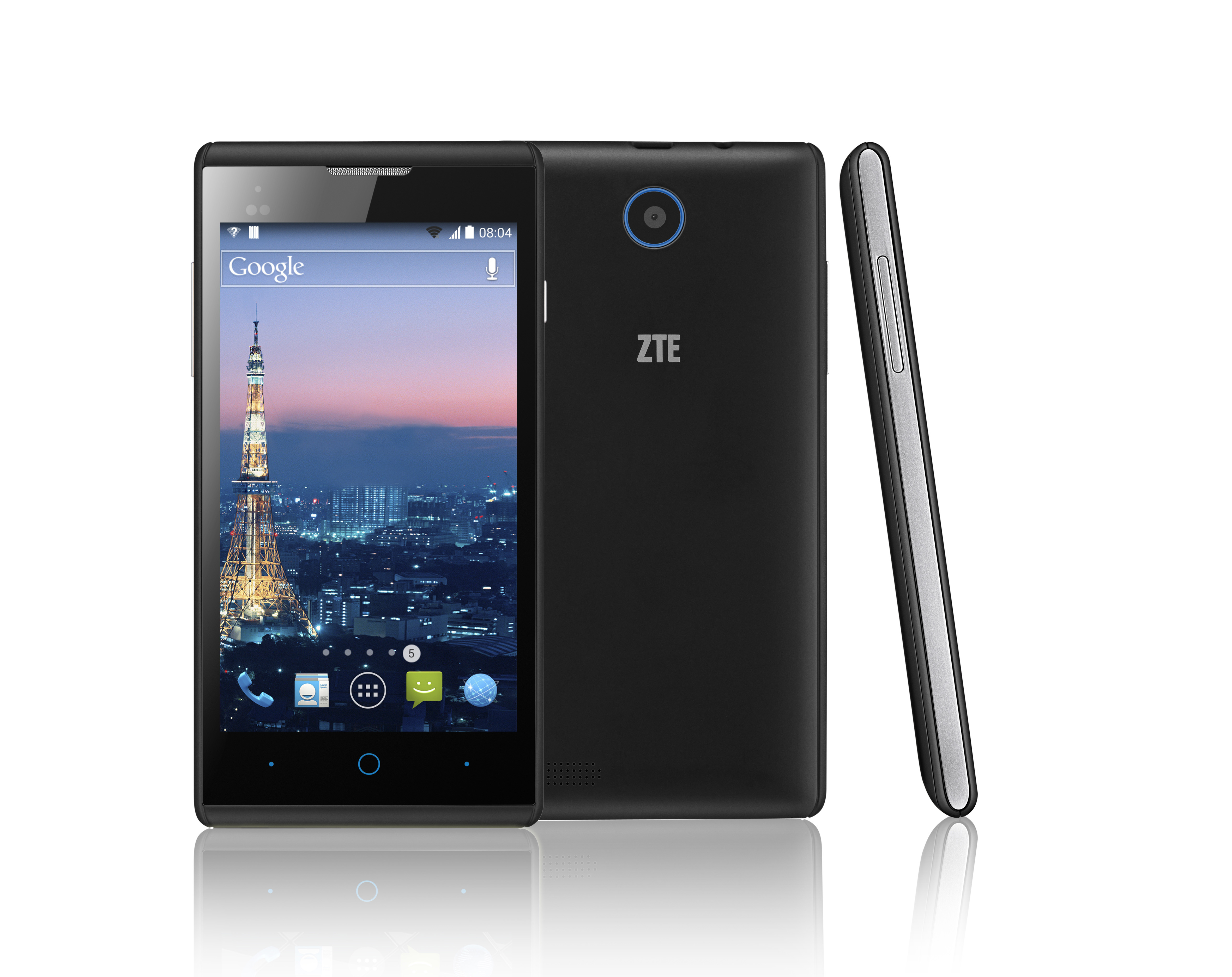 More Low Cost Options As Zte Blade G And G Lux Turn Up In