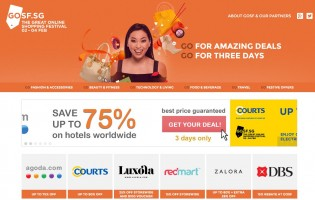 Shopaholics, rejoice with online deals at the Great Online Shopping Festival