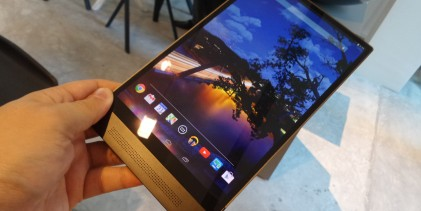 Hands on: Dell Venue 8 7000 is the slimmest tablet in town