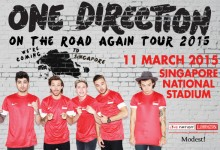 One Direction's concert sets Twitter record for Singapore-based event