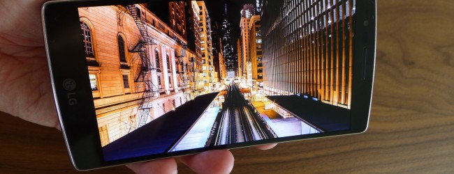 Goondu review: LG G Flex 2 is stunning looking