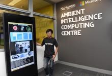 Nanyang Poly, Microsoft open new computing centre