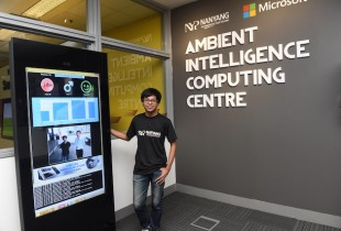 Nanyang Poly, Microsoft open new computing centre
