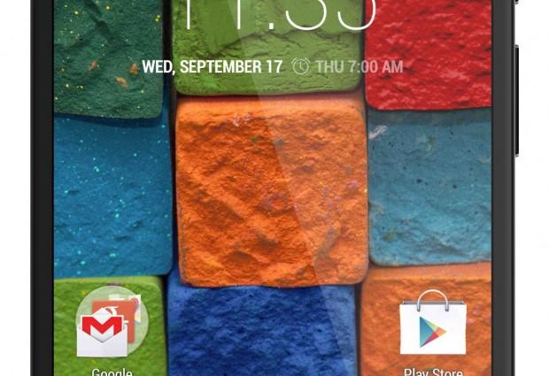 Hands on: Motorola Moto X (2nd generation)