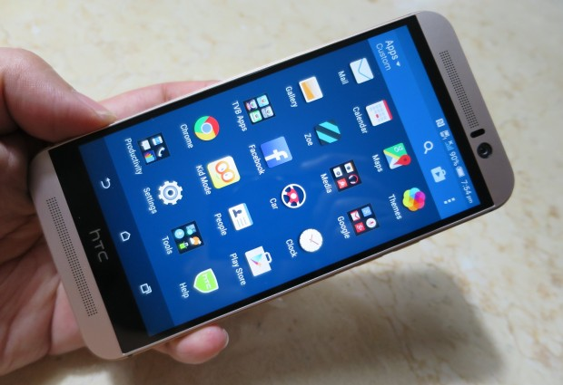 Goondu review: HTC One M9