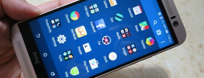 Goondu review: HTC One M9