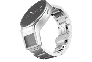 Lenovo offers peek into future tech with dual-screen smartwatch