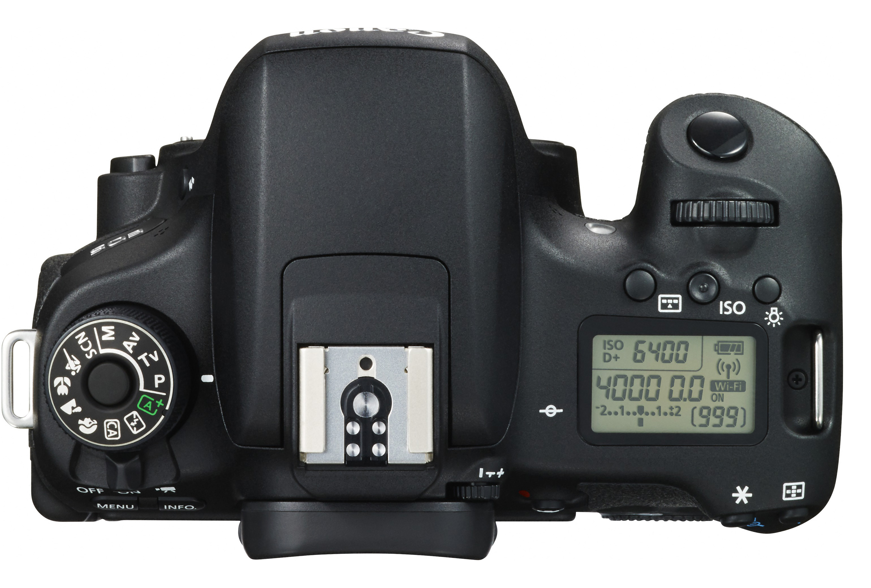 canon eos 400d manual settings