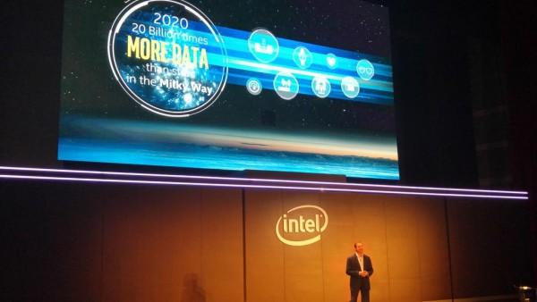 Intel Computex 2015 keynote with Kirk Skaugen