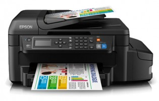 Epson touts low-cost printing with L655 ink tank printer