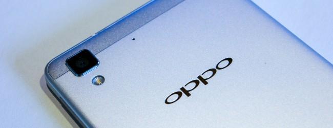 Hands-On: Oppo R7