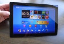 Goondu review: Sony Xperia Z4 tablet
