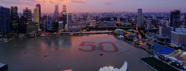 At 50, Singapore seeks new path as a Smart Nation
