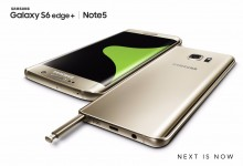 Samsung's Galaxy Note 5, Galaxy S6 Edge+ out in Singapore from this weekend