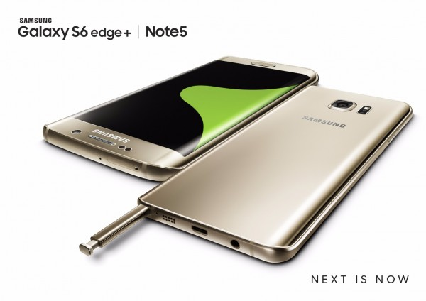 Galaxy S6 edge+_Note5_Gold_Gold_2P