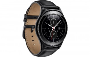 Samsung Gear S2, Gear S2 classic out in Singapore in October