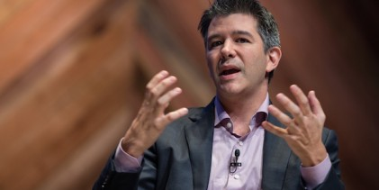 Uber: We want transportation be as reliable as running water