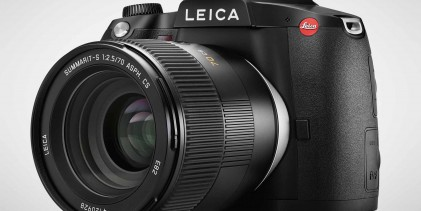 Hands on: Leica S (Type 007)